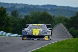 #30 TA Chevrolet Corvette driven by Richard Grant of Grant Racing