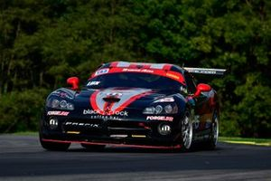 #45 TA3 Dodge Viper driven by Cindi Lux of Lux Performance