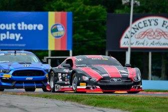#12 TA Ford Mustang driven by Bob Monette of Monette Racing