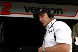 Ron Ruzewski, Will Power, Team Penske Chevrolet