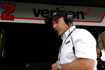 Ron Ruzewski, Will Power, Team Penske Chevrolet