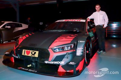 Presentación Audi Sport Team WRT