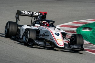 Raoul Hyman, Sauber Junior Team by Charouz