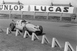 Chris Bristow, Cooper T51 Borgward