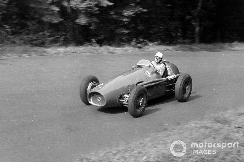 Alberto Ascari, Luigi Villoresi, Ferrari 500