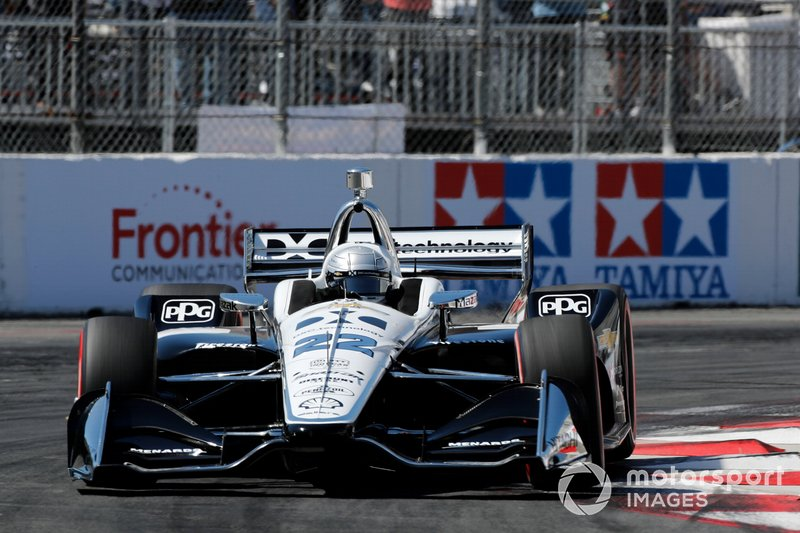 6. Simon Pagenaud, Team Penske Chevrolet
