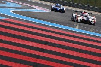 #22 United Autosports Ligier JSP217 Gibson: Philip Hanson, Paul Di Resta