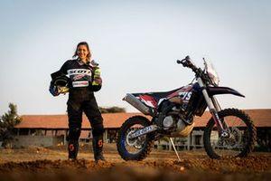 Aishwarya Pissay, TVS Racing