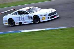 #81 TA2 Ford Mustang driven by Thomas Merrill of Big Diehl Racing