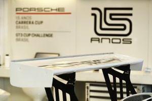 Gurney na Porsche Cup