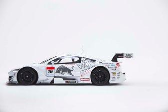 #16 MUGEN NSX-GT test version with