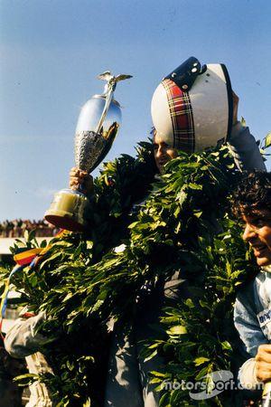 Jackie Stewart, Tyrrell 003 Ford, Francois Cevert, Tyrrell 002 Ford, GP di Francia del 1971