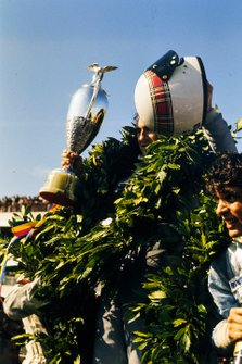 Jackie Stewart, Tyrrell 003 Ford, Francois Cevert, Tyrrell 002 Ford