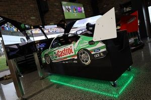 Rick Kelly's new simulator