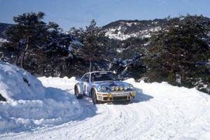 Jean-Pierre Nicolas, Vincent Laverne, Porsche 911 Carrera RS