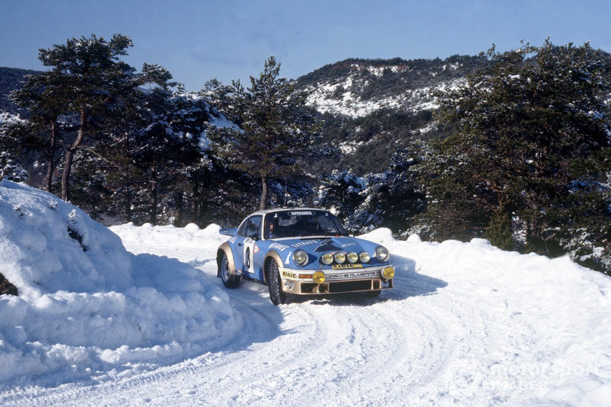 12. Rally de Montecarlo 1978: 67,62 km/h