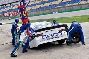 Ty Dillon, Germain Racing, Chevrolet Camaro GEICO
