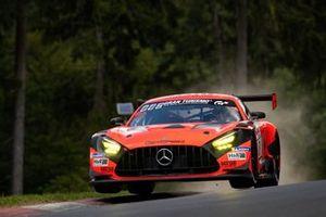 #8 GetSpeed Performance Mercedes-AMG GT3: Matthieu Vaxiviere, Christer Jöns
