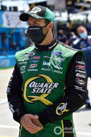 Matt DiBenedetto, Wood Brothers Racing, Ford Mustang Menards/Quaker State