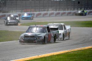 Todd Gilliland, Front Row Motorsports, Ford F-150 Frontline Enterprises Inc, Austin Hill, Hattori Racing Enterprises, Toyota Tundra Toyota Racing Development