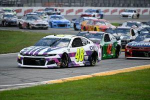 Jimmie Johnson, Hendrick Motorsports, Chevrolet Camaro Ally, Matt Kenseth, Chip Ganassi Racing, Chevrolet Camaro Clover