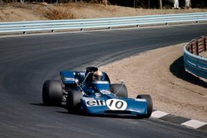 Peter Revson, Tyrrell 001 Ford