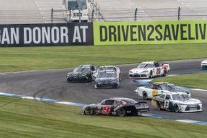 Noah Gragson, JR Motorsports, Chevrolet Camaro Switch gira