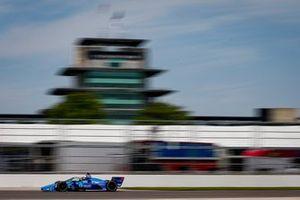 Santino Ferrucci, Dale Coyne Racing with Vasser Sullivan Honda