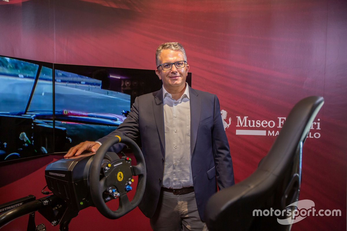 Nicola Boari, Chief Brand Diversification Officer di Ferrari