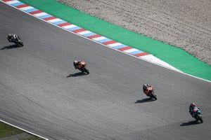 Fabio Quartararo, Petronas Yamaha SRT, Brad Binder, Red Bull KTM Factory Racing, Pol Espargaró, Red Bull KTM Factory Racing, Johann Zarco, Avintia Racing