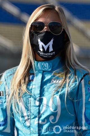 Natalie Decker, Niece Motorsports, Chevrolet Silverado N29 Capital Partners