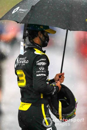 Даниэль Риккардо, Renault F1