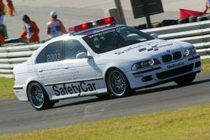 BMW M5 E39 safety car