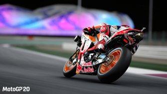 Captura pantalla MotoGP 20