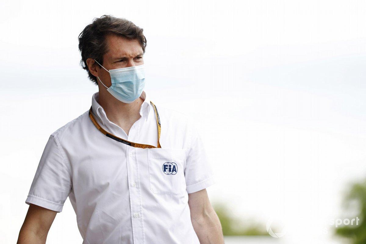Rob Smedley, FIA Technical Consultant