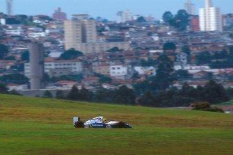 Ayrton Senna, Williams FW16 Renault
