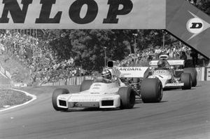 Wilson Fittipaldi, Brabham BT34 Ford, Mike Beuttler, March 721G Ford