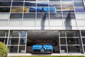 La Bugatti Chiron Pur Sport à Genève