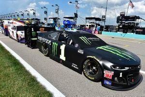 Kurt Busch, Chip Ganassi Racing, Monster Energy Chevrolet Camaro