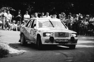 Peter Rumpfkeil, Gunther Jarecki, Mercedes-Benz 190E 2.3 16V