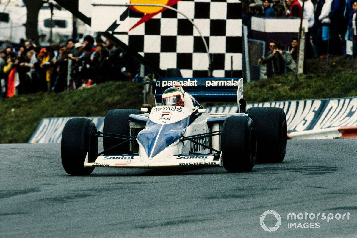 Hector Rebaque, Brabham BT52 BMW