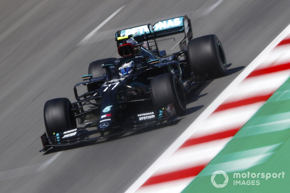 Valtteri Bottas, Mercedes F1 W11 EQ Performance