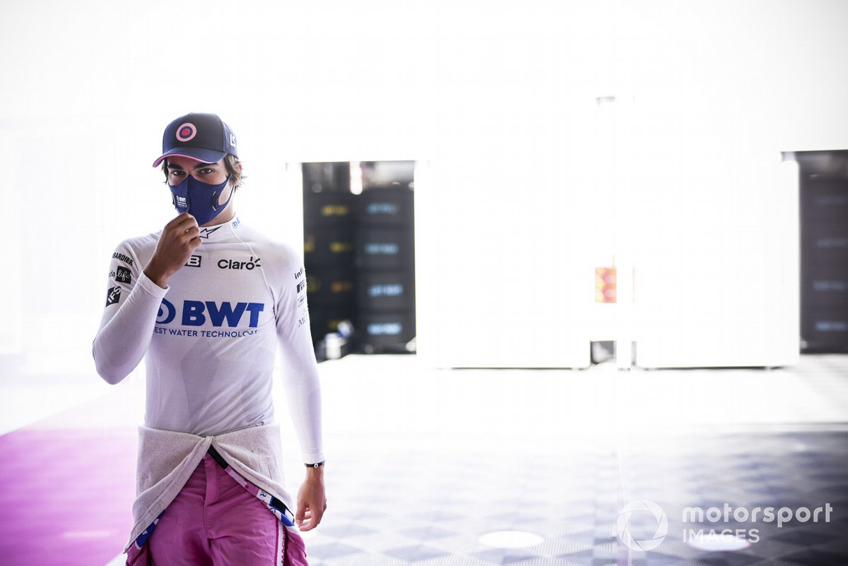 Lance Stroll, Racing Point: 8 puan