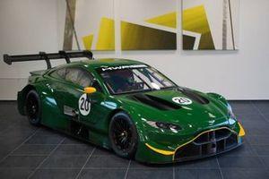Aston Martin Vantage DTM, R-Motorsport, HWA