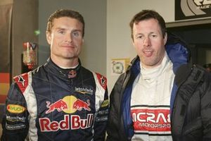 David Coulthard, Red Bull Racing and Colin McRae