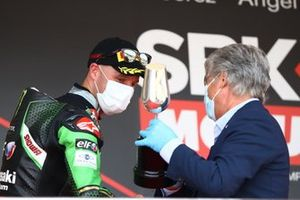 Jonathan Rea, Kawasaki Racing Team, Jorge Viegas, presidente de la FIM