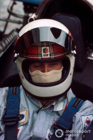 Race Winner Jackie Stewart, Tyrrell 003, GP del Canada del 1971