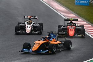 Alexander Peroni, Campos Racing, Bent Viscaal, MP Motorsport and Sebastian Fernandez, ART Grand Prix