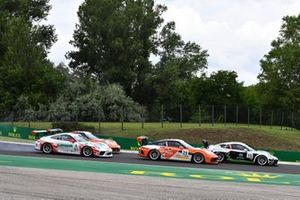 Jordan Love, FACH AUTO TECH, Max van Splunteren, Team GP Elite, Marius Nakken, Dinamic Motorsport