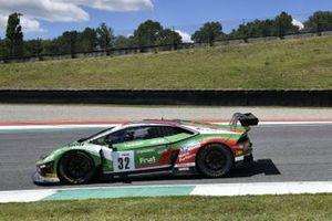 Kikko Galbiati, Venturini Giovanni, Postiglione Vito, Lamborghini Huracan GT3 Evo #32, Imperiale Racing